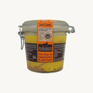 Biraben_foie_gras_canard_entier_pot_320g