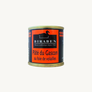 Biraben - Pâté du gascon - 90 g