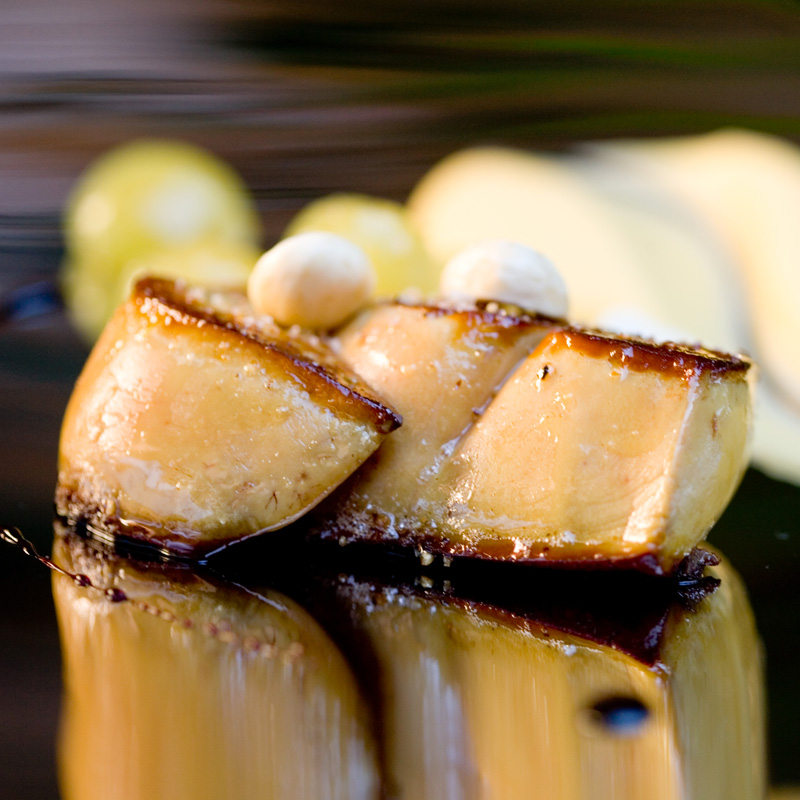 Biraben - Magret aux pommesBiraben - Magret aux pommes
