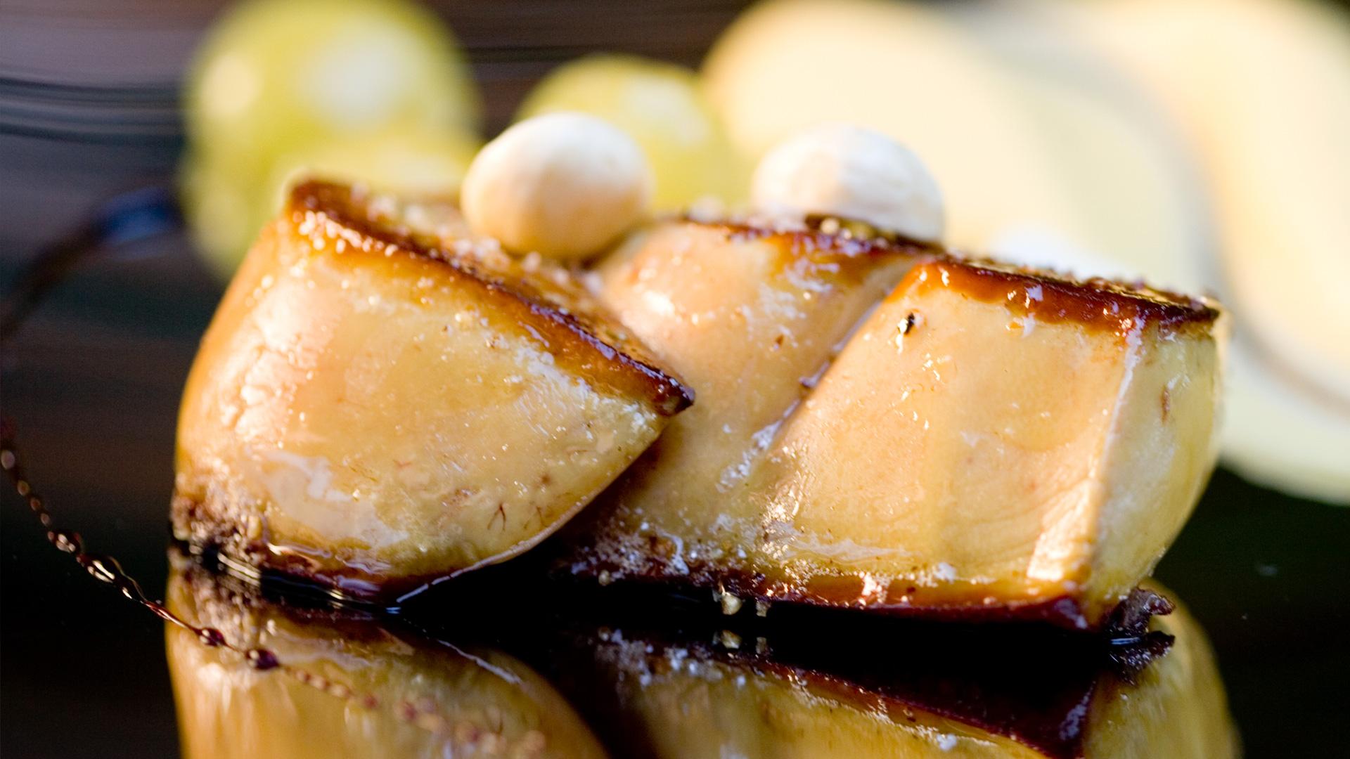 Biraben - Magret aux pommes