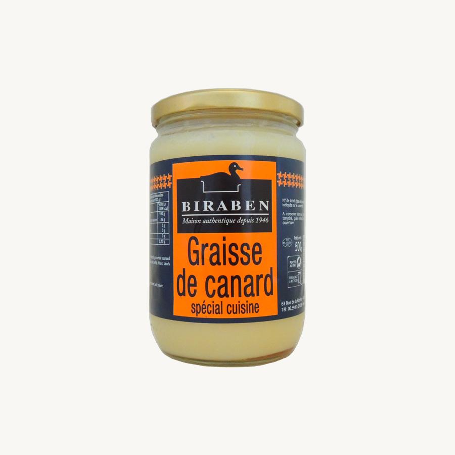 Biraben_graisse_canard_cuisine_500g