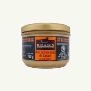 Bloc de foie gras