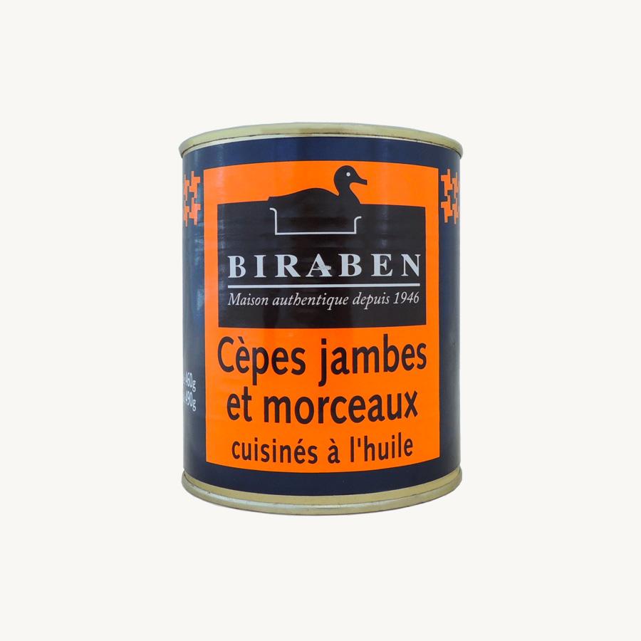 Biraben_cepes_jambes_morceaux_460g
