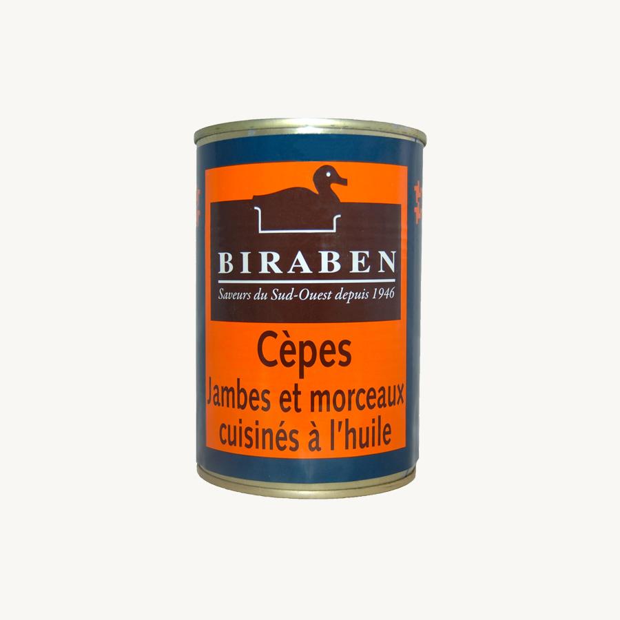 Biraben_cepes_jambes_morceaux_huile