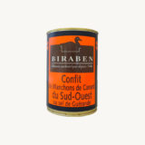Biraben_confit_manchons_canard