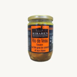 Biraben - Ris de veau - 550 g