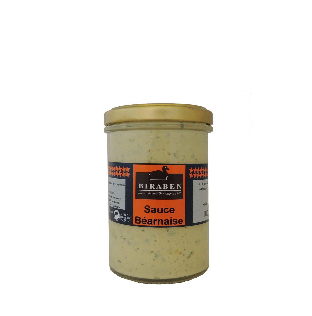 Sauce Béarnaise, bocal 160grs